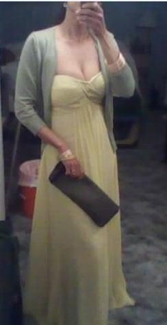 Silk Maxi Dress for Spring