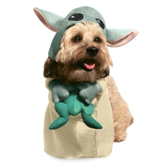 Disney Star Wars The Mandalorian Baby Yoda Pet Costume