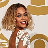 Beyoncé's Bob Haircut in 2014