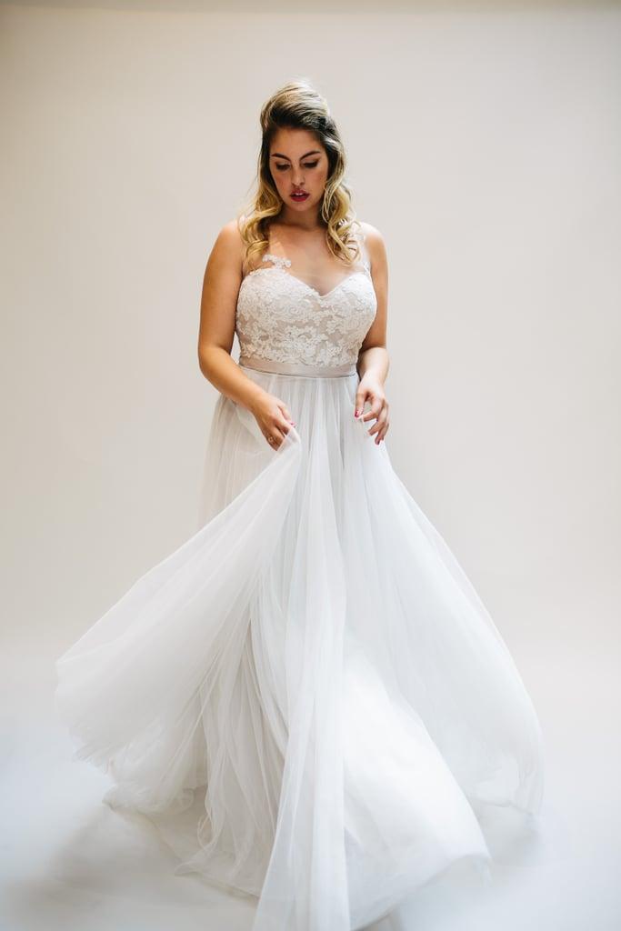 watters for lovely bride wedding dress. | lovely bride plus size