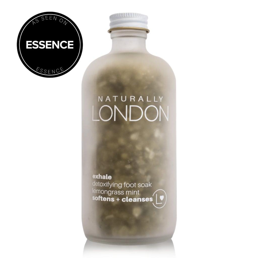 Naturally London Exhale Detoxifying Foot Soak With Moringa Oil