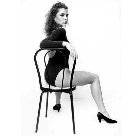 Pictures of a 17 Year Old Victoria Beckham in photoshoot from 1992, When George Michael Was Her Style Icon