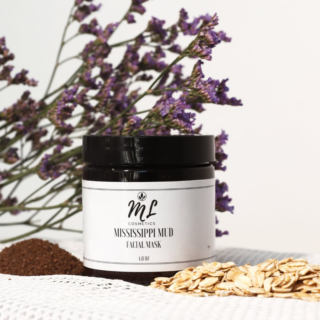 Mary Louise Cosmetics Mississippi Mud Facial Mask