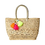 Lilly Pulitzer Riviera Straw Tote Bag ($198)