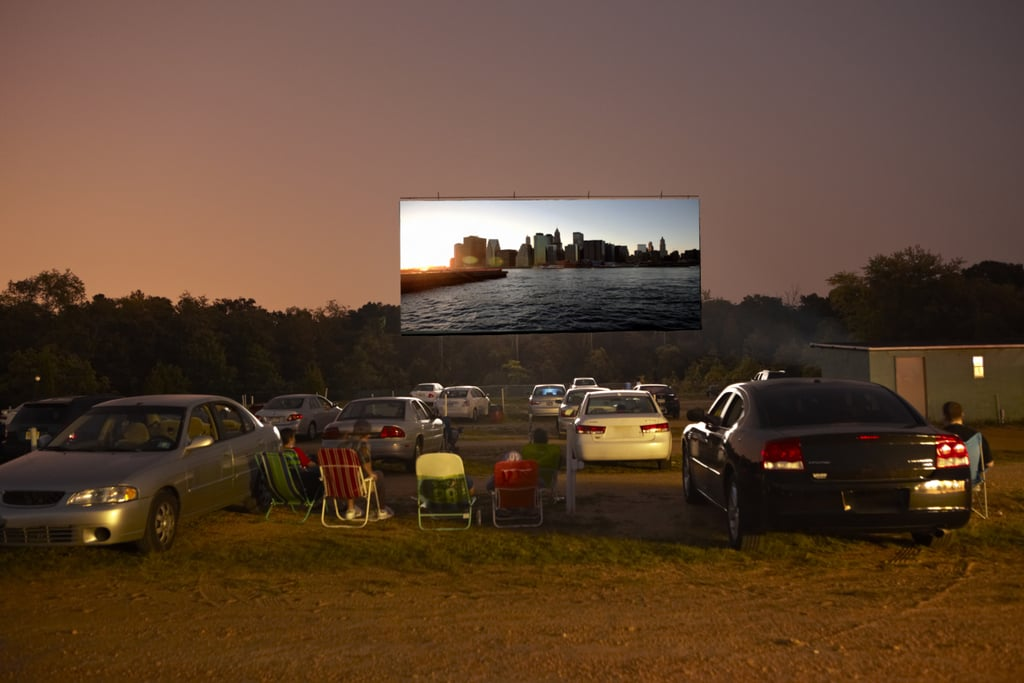Charming Photos of Drive-In Movie Theaters