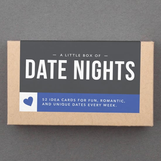 A Little Box of Date Nights Gift Idea