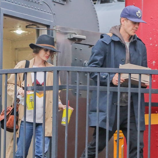 Hayden Christensen and Rachel Bilson Out in LA April 2016