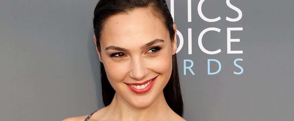 This Is the $5 Hairspray That Makes Gal Gadot's Hair Look So Damn Good