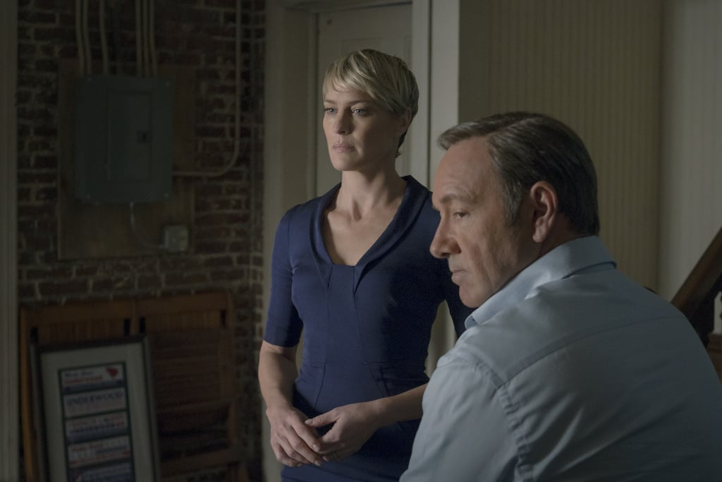 Claire and Frank share a thoughtful moment. Source: Netflix