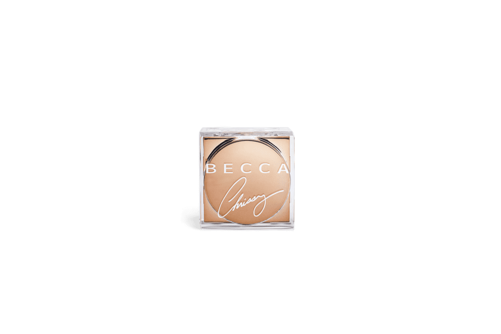 Becca x Chrissy Cravings Confectionary Glow Powder in Cinnamon Sugar