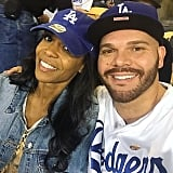 Michelle Williams and Chad Johnson