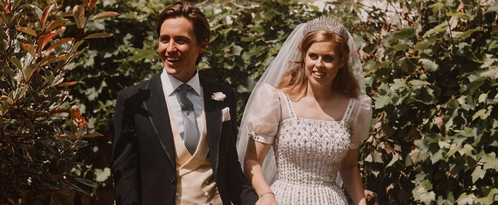 Princess Beatrice Recycled Wedding Shoes From Other Events