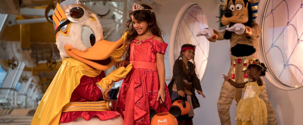 Disney Cruises Halloween on the High Seas 2018