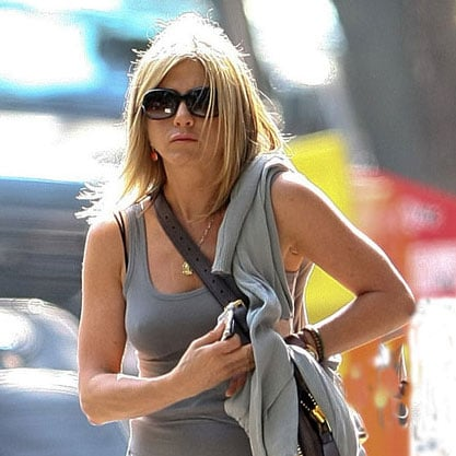 Jennifer Aniston Tattoo Pictures