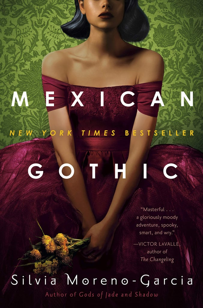 Best Book Cover of 2020: Mexican Gothic by Silvia Moreno-Garcia