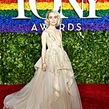 Sophia Anne Caruso at the 2019 Tony Awards