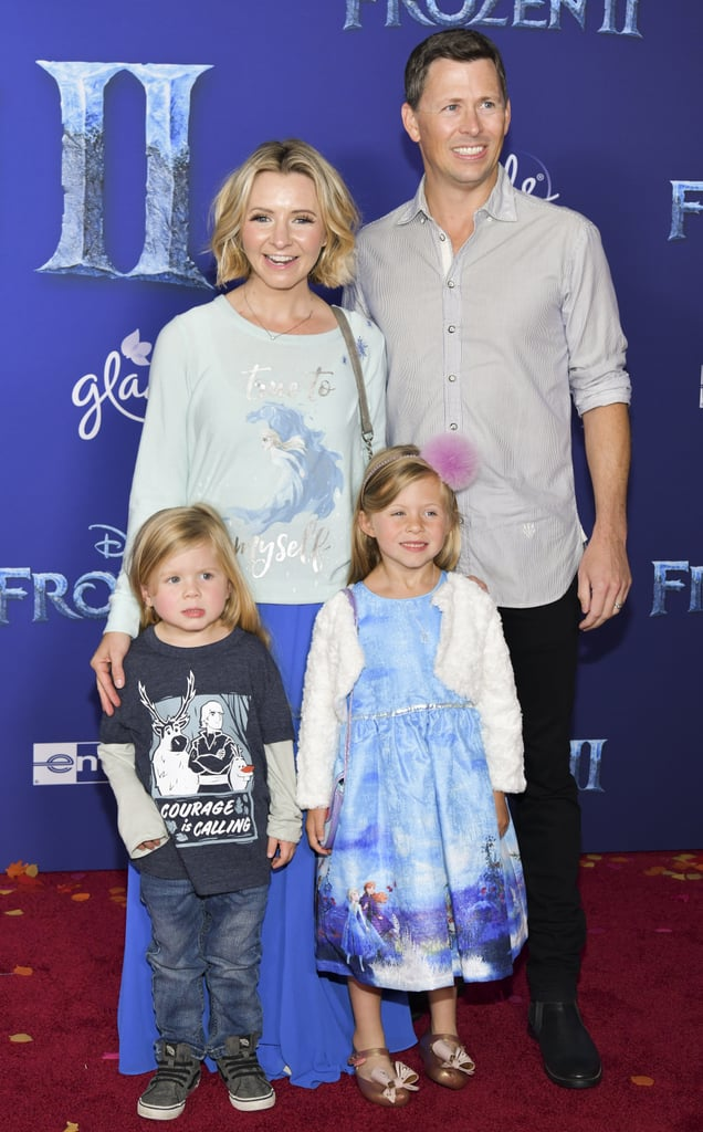 Beverley Mitchell at the Frozen 2 Premiere in Los Angeles
