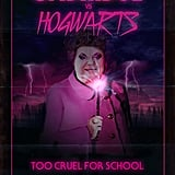 Harry Potter Horror Movie Posters From Pottermore