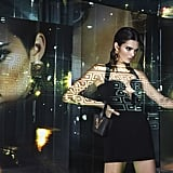 Kendall Jenner in Versace's Spring/Summer 2020 Campaign
