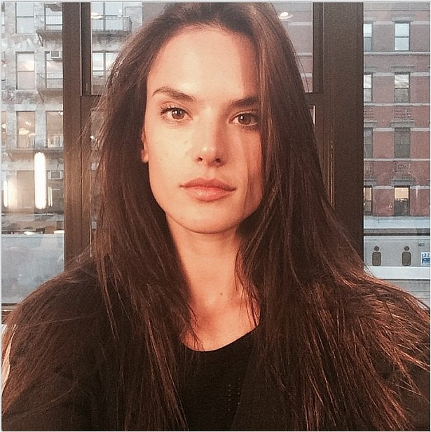 Alessandra ambrosio celebrity hair beauty changes on instagram alessandra ambrosio pmusecretfo Gallery