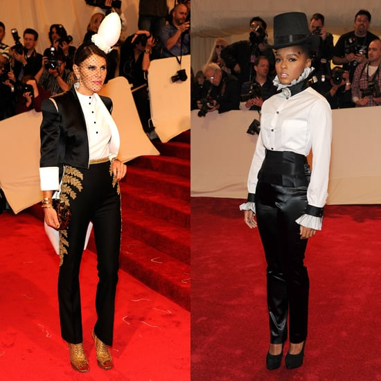 Celebs Wear Hats at the Met Gala 2011
