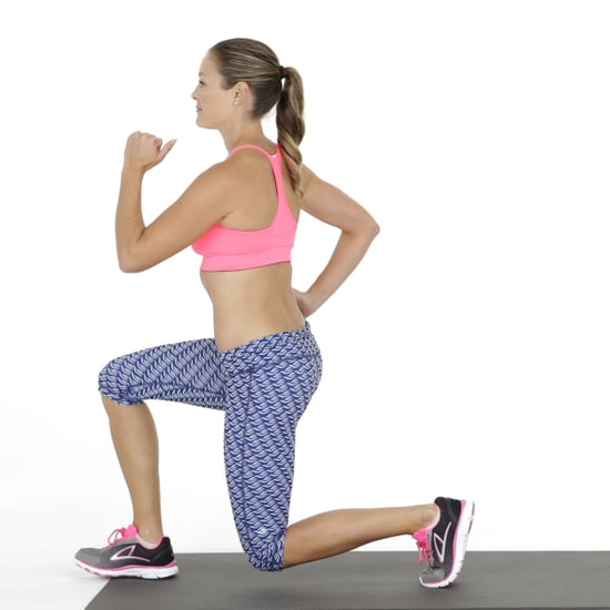 How to Do a Walking Lunge