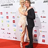 Nicole Kidman and Keith Urban Aria Awards November 2018