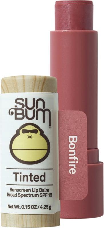 Balm: Sun Bum Tinted Lip Balm SPF 15