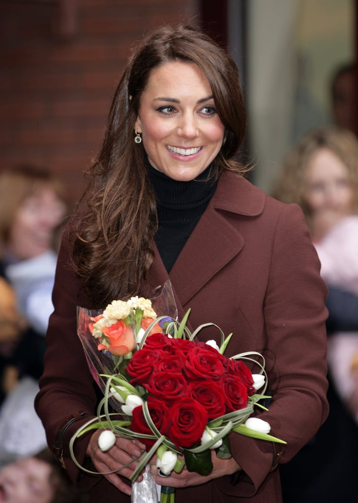 The Duchess of Cambridge, 2012