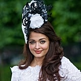 Aishwarya Rai on Day 1