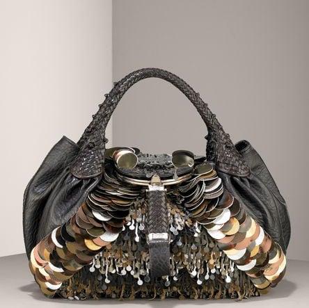 Fendi Large Sequin Spy Bag: Love It or Hate It?