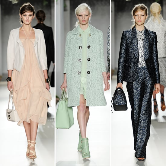Pictures and Review of Mulberry Spring Summer London Fashion Week Runway Show