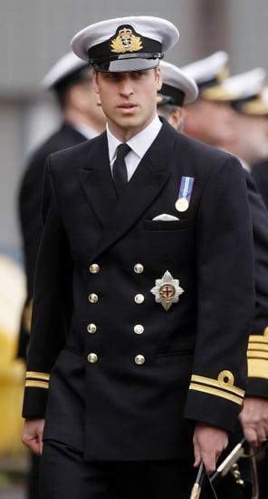 Prince William to Wear His Military Uniform For Royal Wedding To Kate Middleton