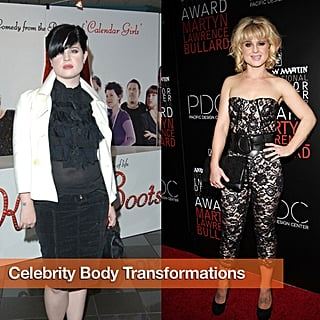 Celebrity Body Transformations: Who Lost the Weight and Got in Shape in 2010
