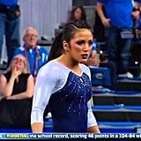 Angi Cipra: 2016 Floor For UCLA