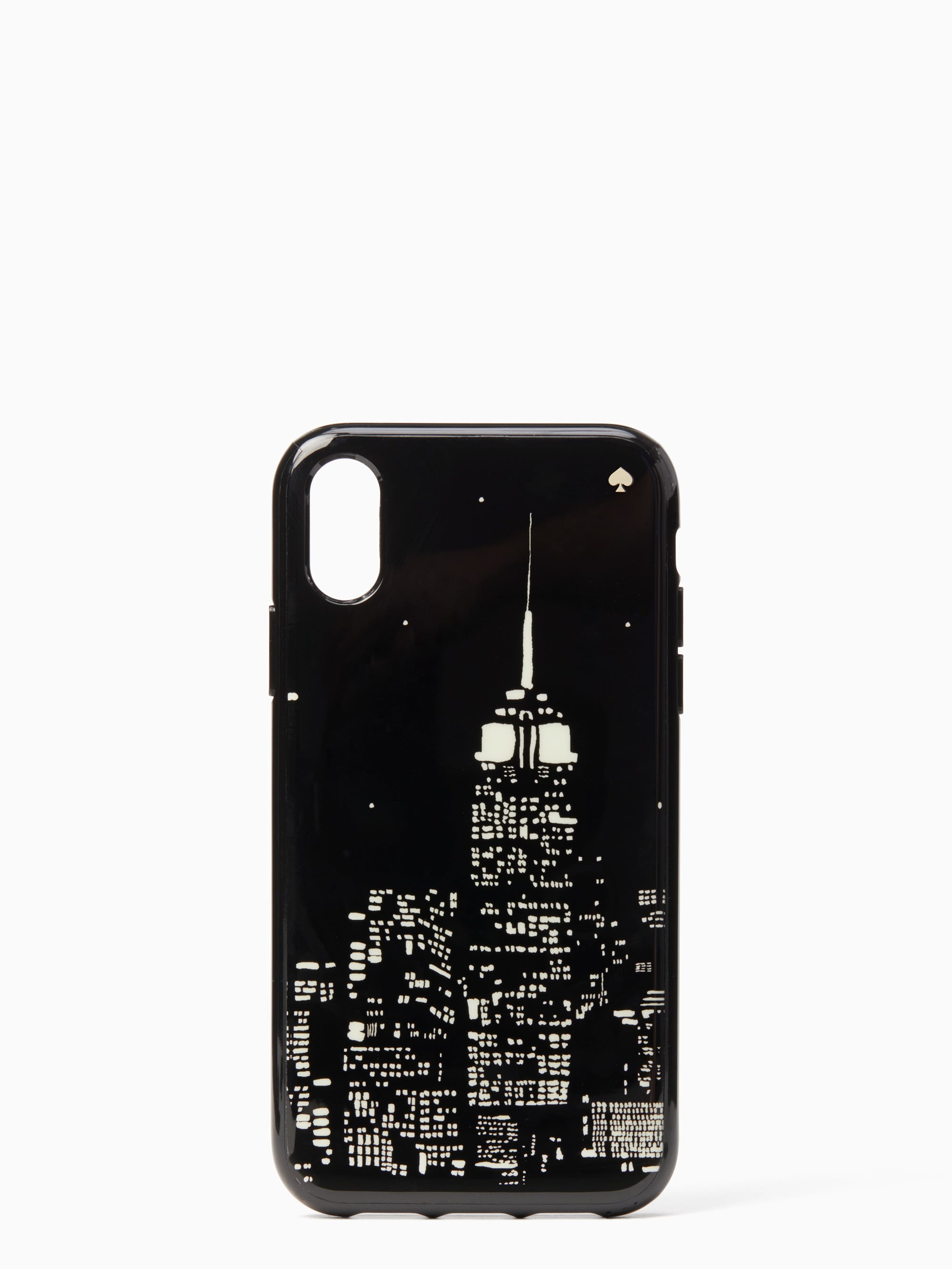 online store ea0bf 36dd0 Kate Spade Glow-in-the-Dark Skyline Case | Treat Your New iPhone XR ...