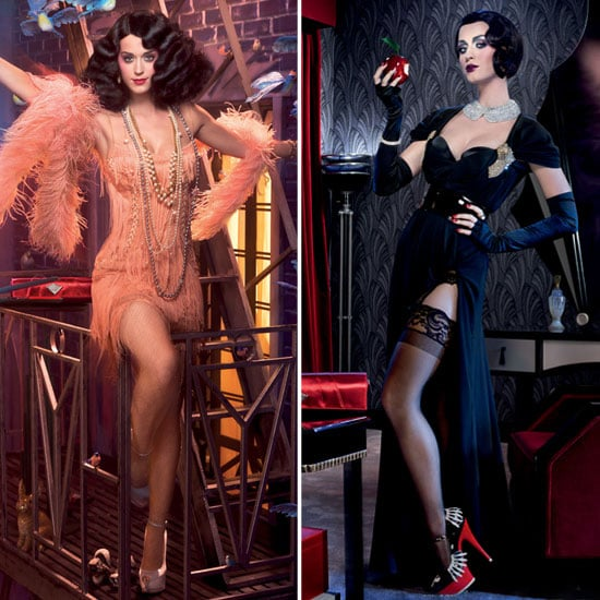 Katy Perry's Snow White Ads: Hair and Makeup