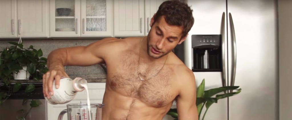 You'll Want to Watch Naked Peruvian Chef Franco Noriega's Cooking Videos Over and Over