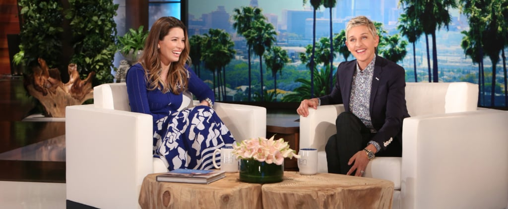 Jessica Biel Talks About Her Plans For Baby Number 2 With Justin Timberlake