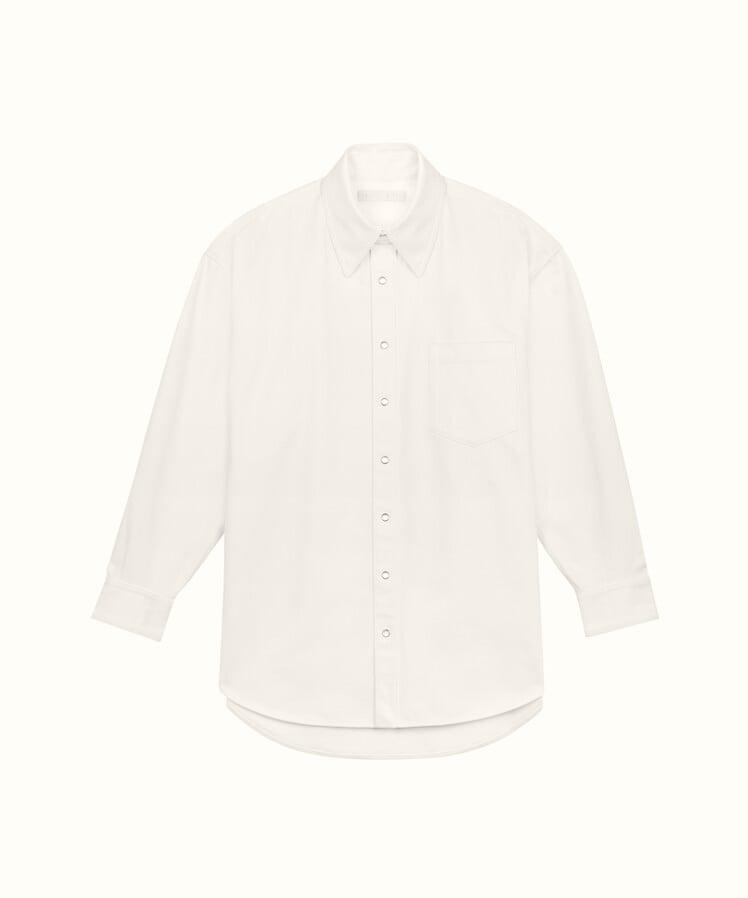 Fenty Oversize Denim Shirt