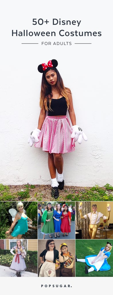 sc 1 st  Popsugar & DIY Disney Costumes For Adults | POPSUGAR Love u0026 Sex