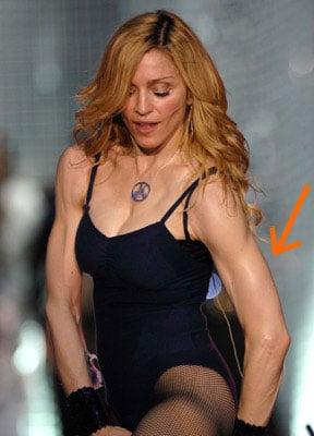 Photos of Madonna's Arms