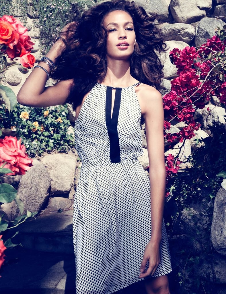 Joan Smalls Is the Face of H&M's Latest Styling Lesson