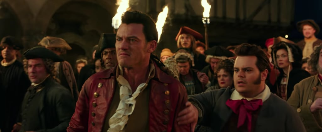 Get out of here, Gaston and Le Fou.