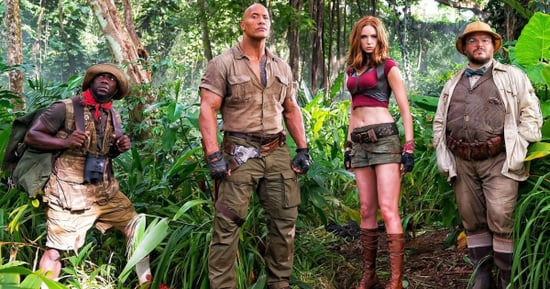 Dwayne 'The Rock' Johnson Shares First Look at 'Jumanji' Sequel: See the Cast in Character