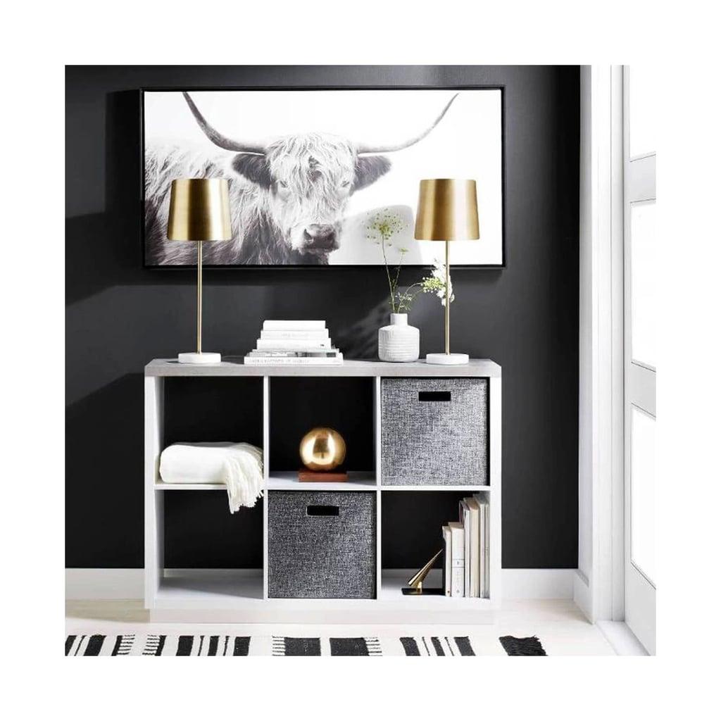 6-Cube Storage Organizer