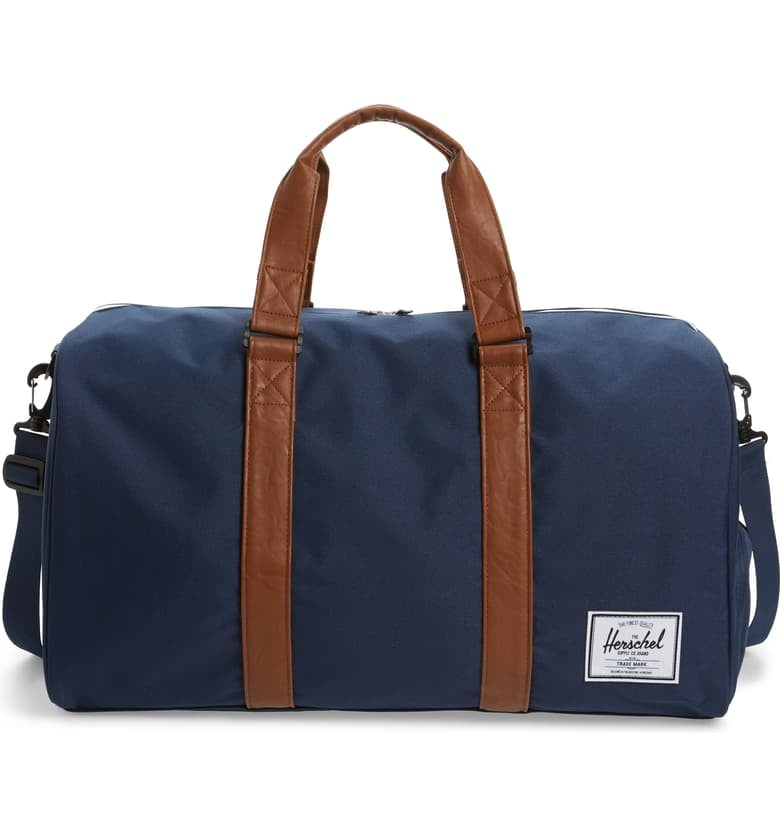 A Weekender Bag to Come Visit You in Style