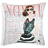 Kate Spade Vogue Accent Pillow