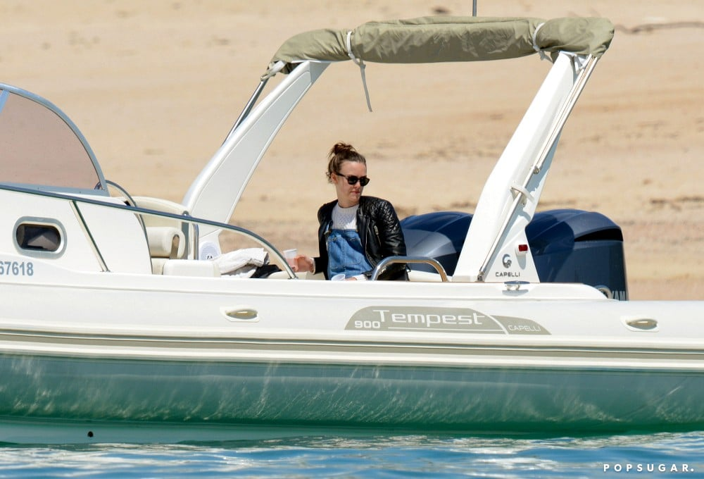 New Pictures: Keira Knightley and James Righton Honeymoon in Corsica
