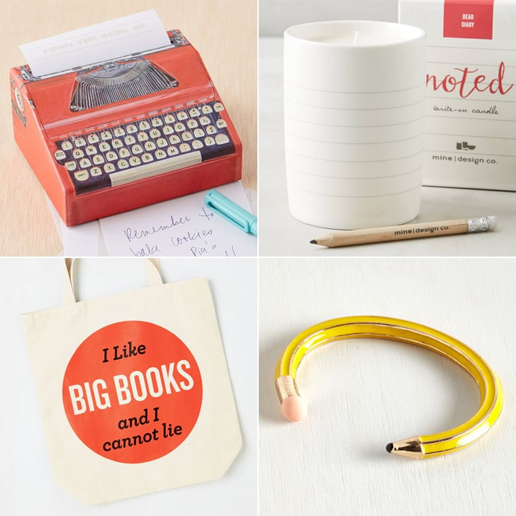 38 Gifts For Wordsmiths and Aspiring Novelists